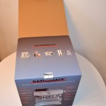 Gastroback Pro G/Breville Barista Express - Box Flap Open