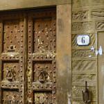 Historical Doorway