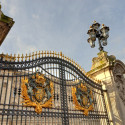 Front Gate at Buckingham Palace