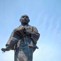 Statue of Samurai, 47 Ronin, Tokyo, Japan