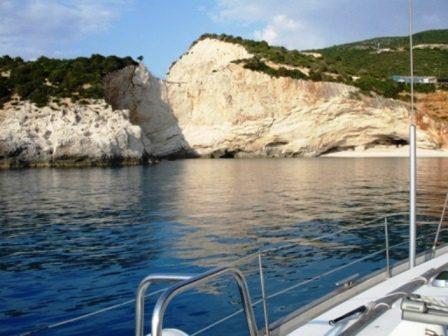 Cliff anchorage