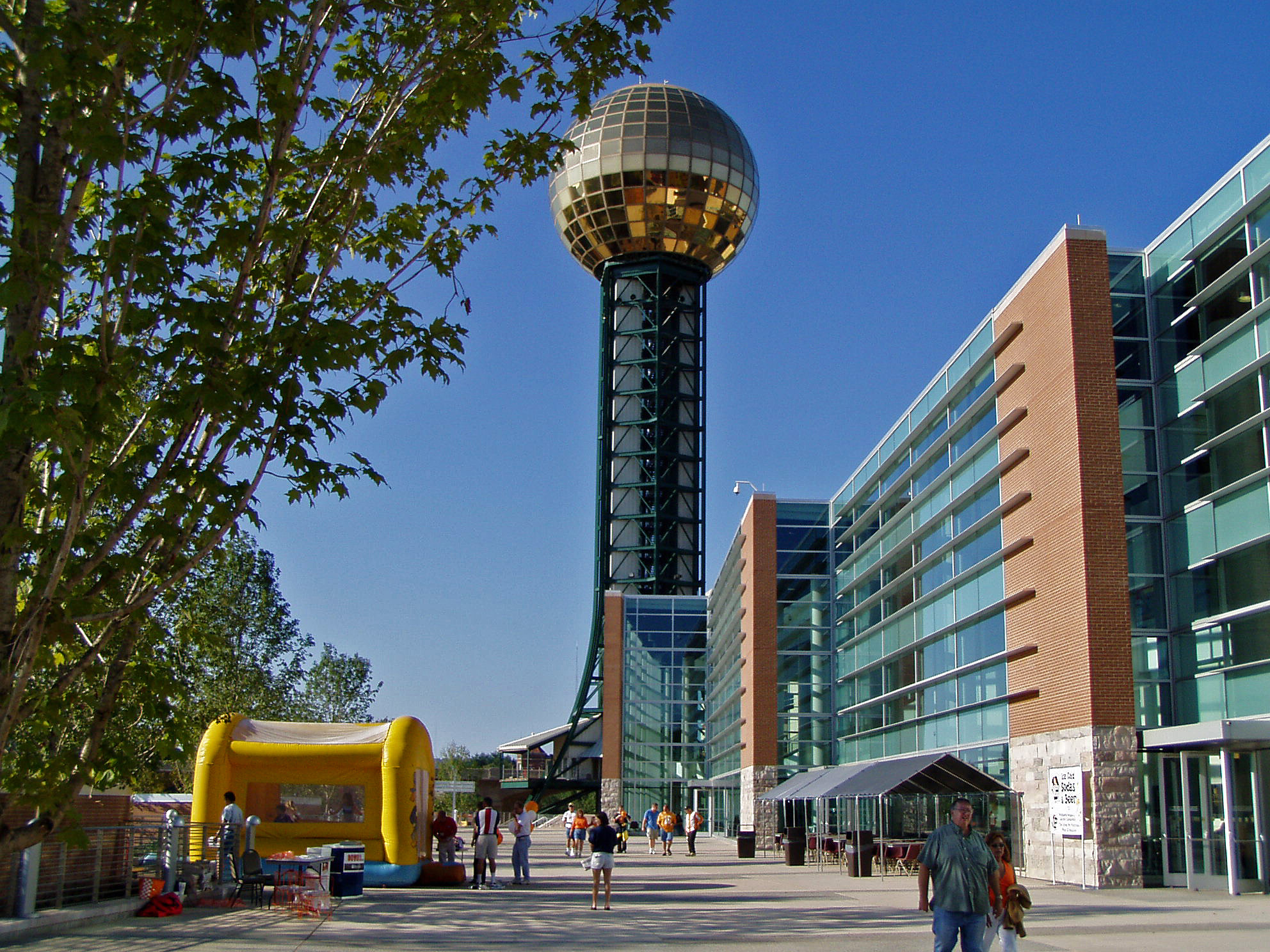 Sunsphere - Worlds Fair Park