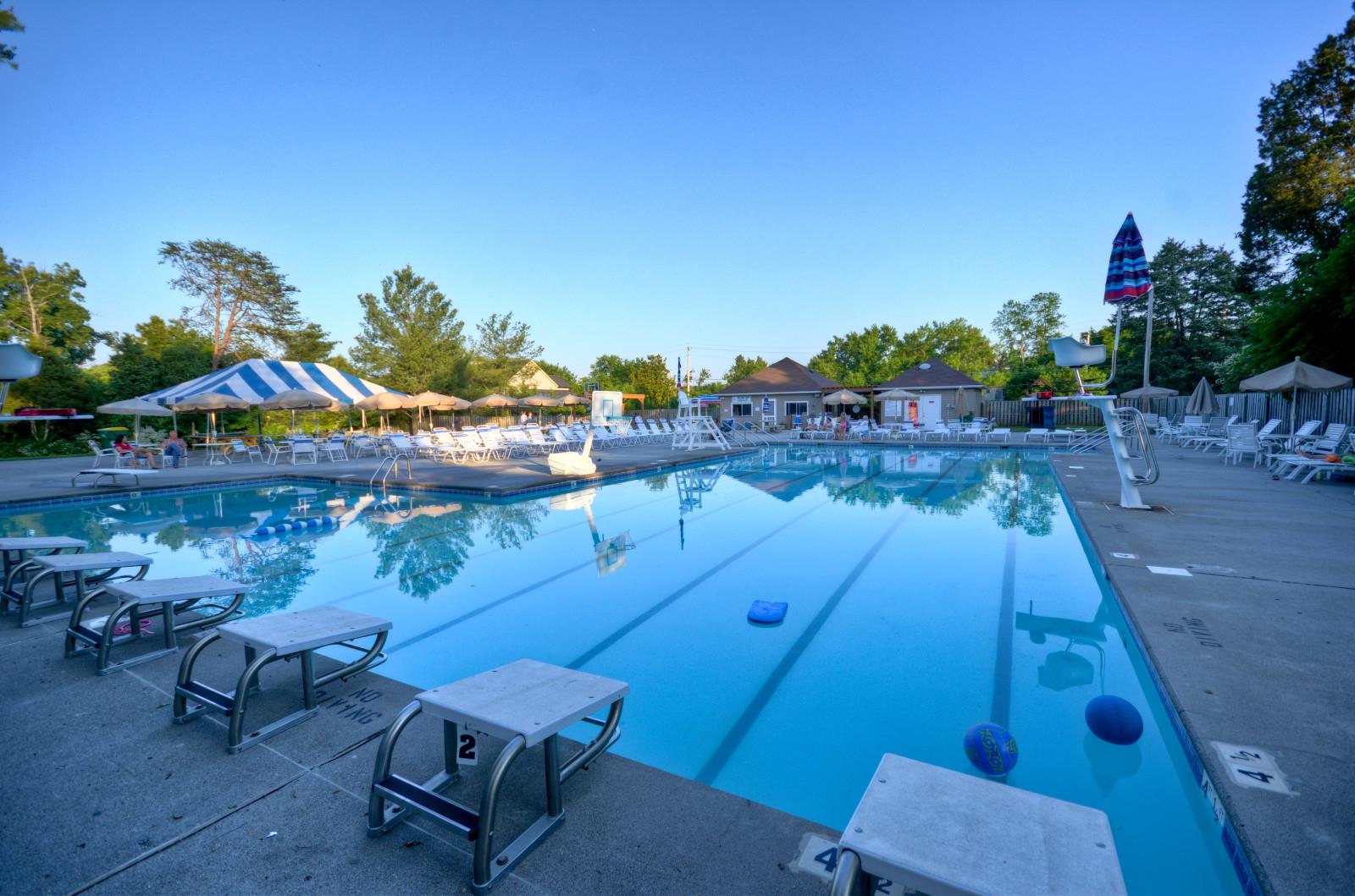Benington Pool