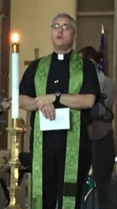 The Rev. David Keill