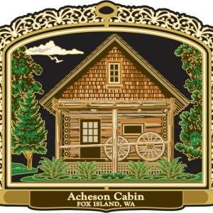 Acheson Ornament