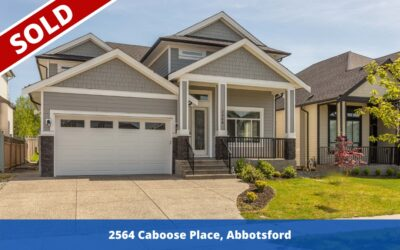 Sold – 2564 Caboose Place, Abbotsford