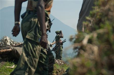 CONGO PRESIDENT VOWS TO KEEP COUNTRY UNITED