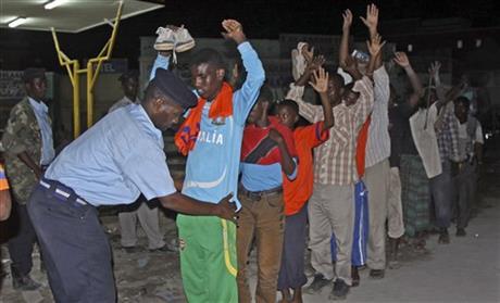 SOMALI POLICE STRUGGLE TO STOP DEADLY ATTACKS