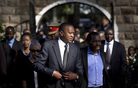 Poll: Most Kenyans want president to stand trial