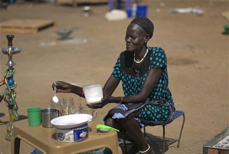 A LOOK AT SOUTH SUDAN, YOUNG BUT RESTIVE COUNTRY