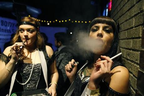 LEGAL RECREATIONAL POT INDUSTRY OPENS IN COLORADO