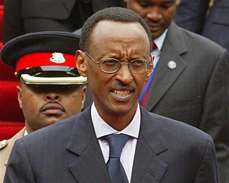 PRESIDENT: BETRAY RWANDA, FACE CONSEQUENCES