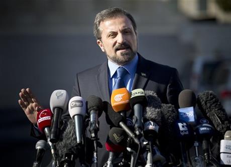 US, RUSSIAN DIPLOMATS MAY MEET SYRIA DELEGATES