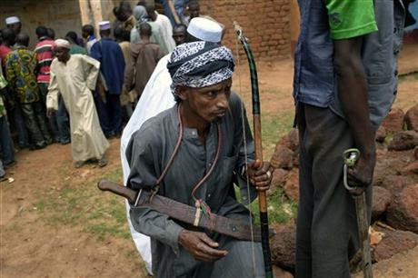 Central African Republic at risk of genocide, says group