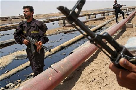 Oil price steady as investors eye Iraq conflict