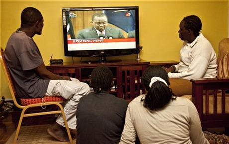 Charges dropped against Kenyan President Uhuru Kenyatta