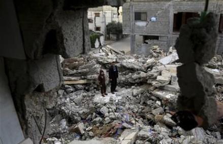 AP Exclusive: High civilian death toll in Gaza house strikes