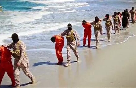 Islamic State kills Ethiopian Christians in Libya