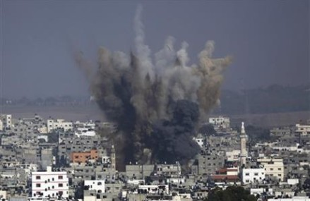 UN report on Gaza: Both sides may be guilty of war crimes
