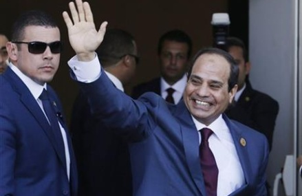 Human rights group slams Egypt's new anti-terrorism law