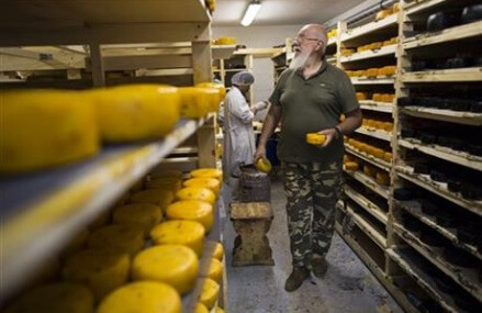 Russia marks 1 year of sanctions by destroying Western food