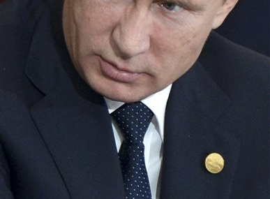Putin: Russian strikes in Syria killed hundreds of militants