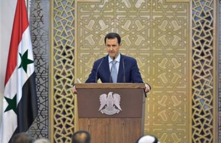 Assad's trip to Moscow bolsters sense he may survive war