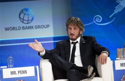 Mexico: Sean Penn interview helped locate drug lord