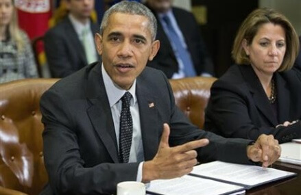Obama seeks cybersecurity boost to replace 'ancient' tech