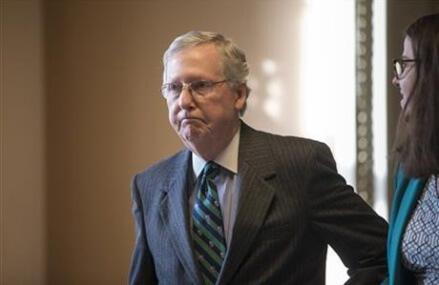 GOP Senators: No hearing, no vote for Obama Court pick