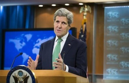 Kerry determines IS group committing genocide in Iraq, Syria