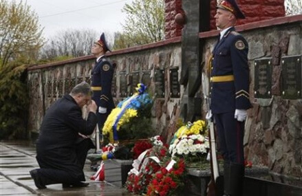 Memories painful on Chernobyl's 30th anniversary