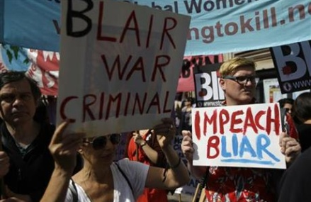 Scathing report slams Blair over botched Iraq war