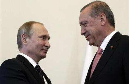 Putin, Erdogan agree on steps to mend relations