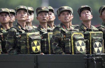 Analysis: N. Korea seeks leverage by playing nuke card