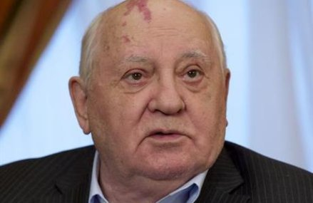 Interview: Gorbachev says US was short-sighted on Soviets