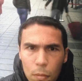 Turkey nightclub suspect in grim selfie video in Istanbul