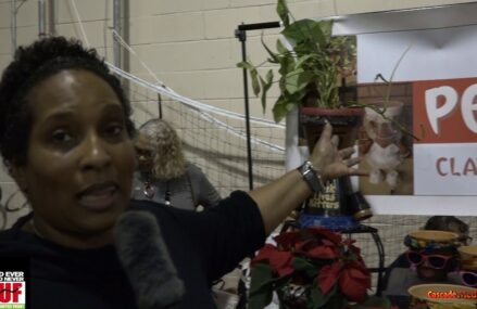 Interview With My Peeps Clay Pot Vanessa Smith at The We Buy Black Flash Market