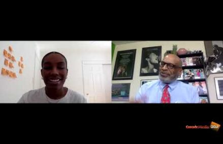 Interview With Cascade Media Group (CMG) Wave Of The Future Series University of Maryland, College Park, Student Amiri Z. Hill
