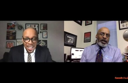 Cascade Media Group (CMG) Urban Professional Series Interview With Seft Hunter, PH.D. DIrector of Black Led Organizing and Power Building at Community Change