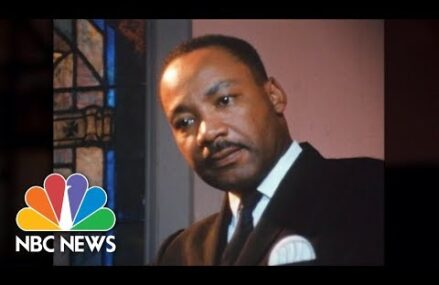 MLK Talks 'New Phase' Of Civil Rights Struggle, 11 Months Before His Assassination   NBC News NOTHING HAS CHANGED IN 50 YEARS IF YOU LESSON TO THIS