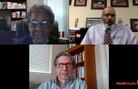 Interview With Community Leaders Sankofa Ester Holzendorf and Tallgrass Economics & Finance & Politics David Kingsley
