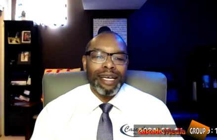 Teach-In Motion With Host Aaron Brooks An interview with Sales Executive Anthony Reid