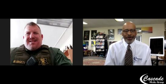 Interview With Jackson County Sheriff's Department Sergeant Doug Blodget 4/20/2021