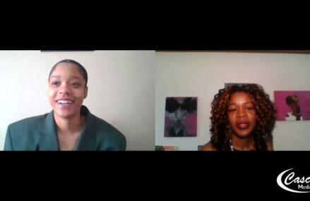 Host Khadijah Hardaway Interviews Diamond Brown Young  People's  Division AME Conference