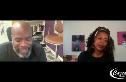 Khadijah Hardaway interviews Michael Harriot , Senior Writer for The Root Newspaper