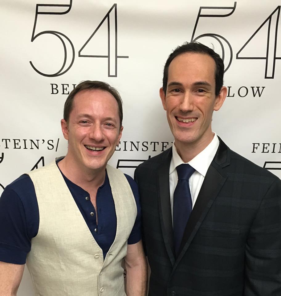G&S at Feinsteins: 54 Below