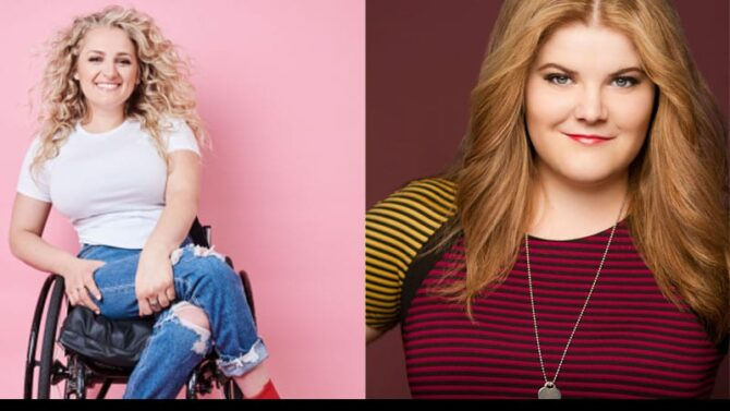 Ali Stroker, Ryann Redmond & More Featured in G&S Draw the Circle Wide