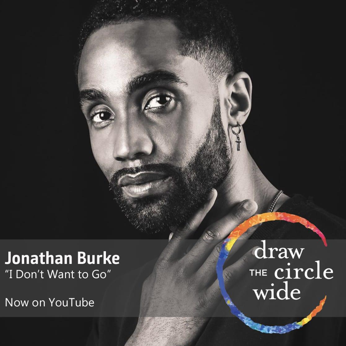 Jonathan Burke premieres G&S song on CMT.com Virtual Concert