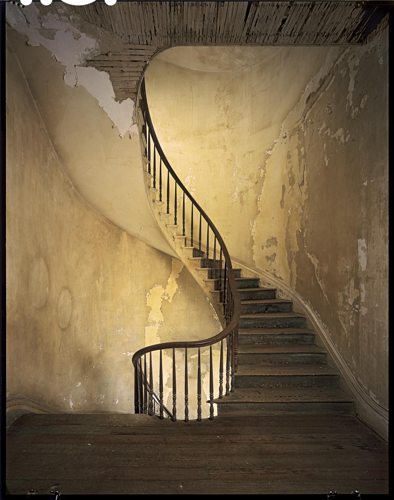 Staircase, Ashland/Belle Helene Plantation; Geismar, LA; 1997